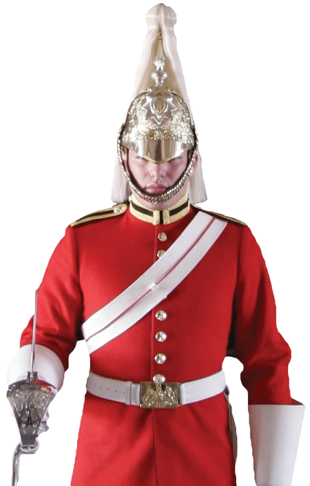 London clipart guards buckingham palace. Household cavalry museum dress