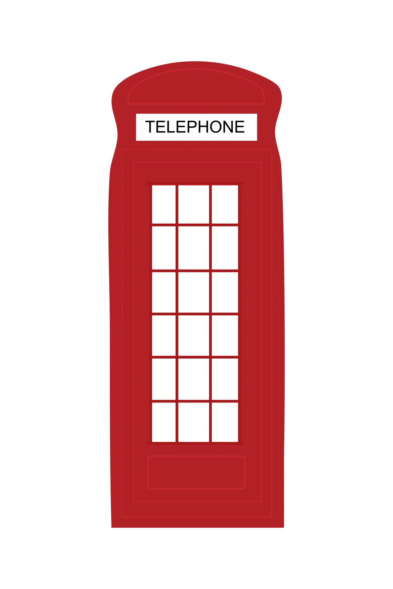 booth clipart telephone london booth