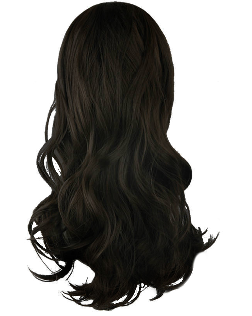 Long hair png. Women image purepng free