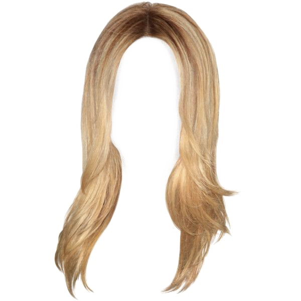 Long blonde hair png. Transparent images pngio picture