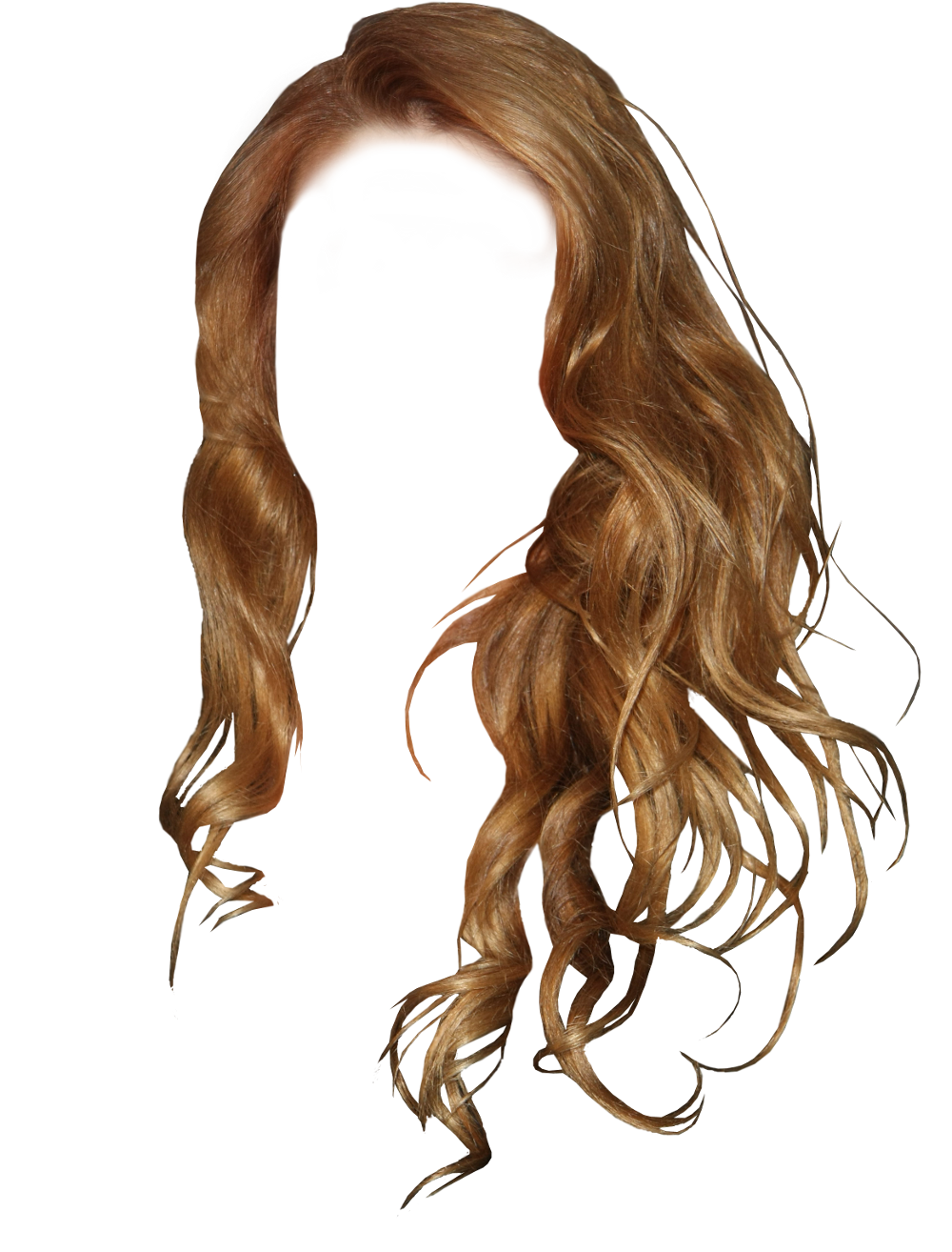 Long brown hair png. Http www pngall com