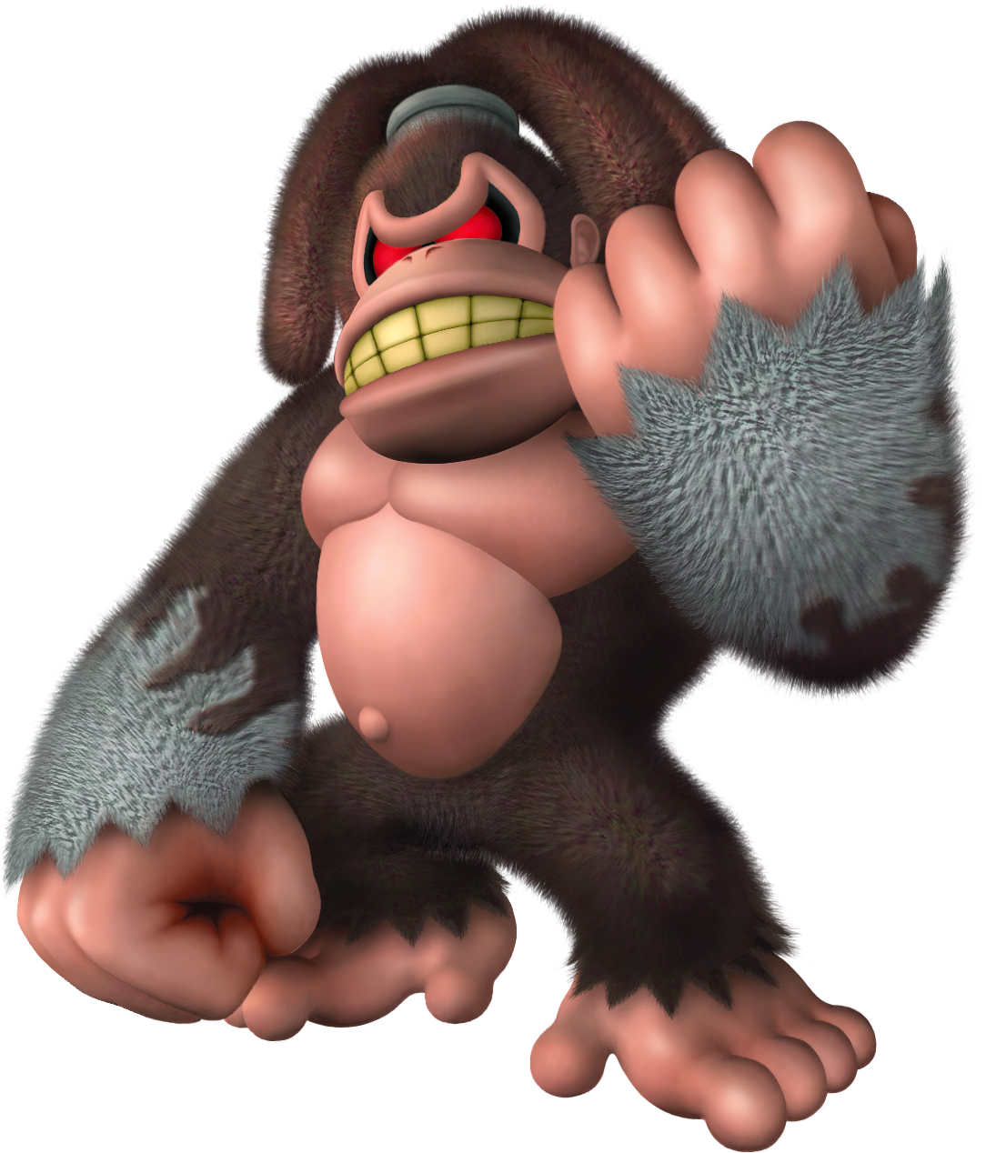 Image dread kong nintendo. Anime dreads png jpg black and white library