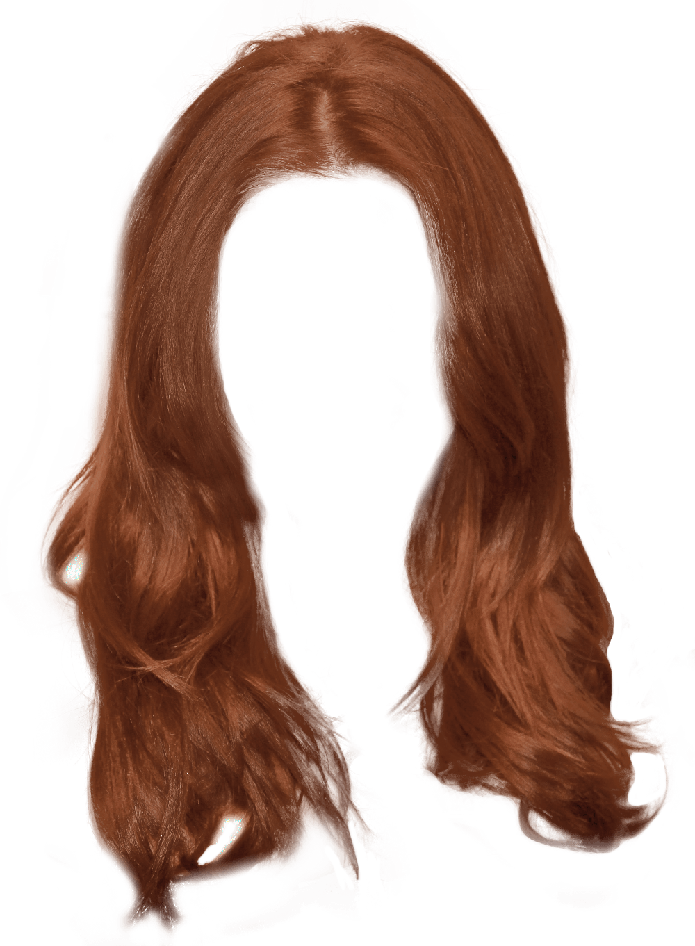 Long hair png. Hq transparent images pluspng