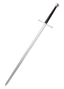 excalibur drawing broad sword