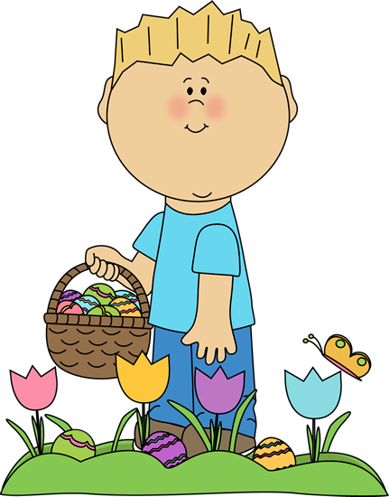 Hunting clipart hunting equipment. Easter kids clip art