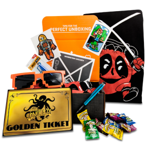 Loot crate items png. Review june