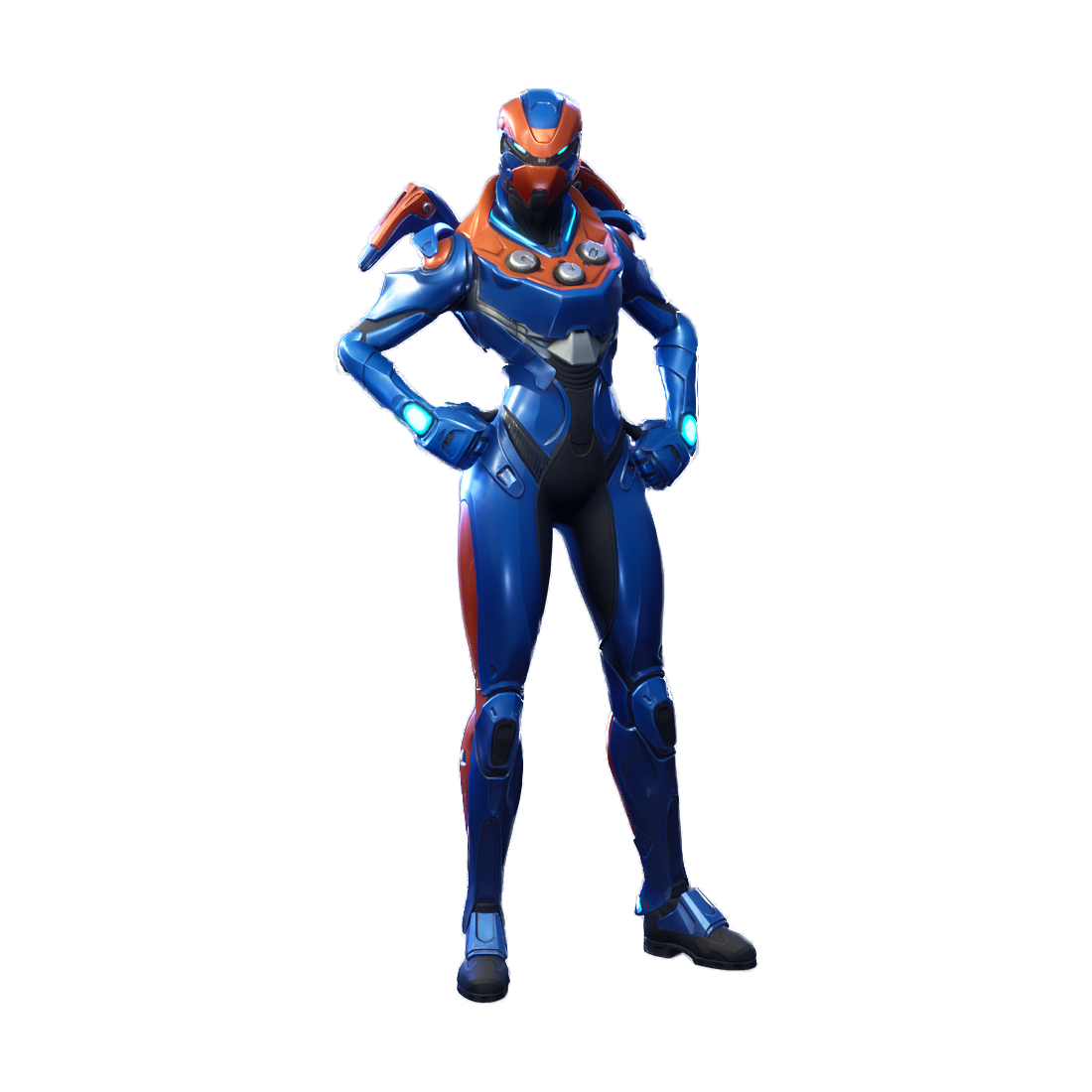 Loot crate fortnite png. Legendary criterion outfit cosmetic