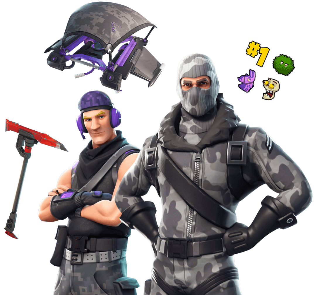 Loot crate fortnite png. Epic games