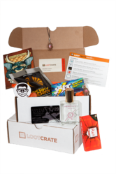 Loot crate items png. Launches first monthly subscription