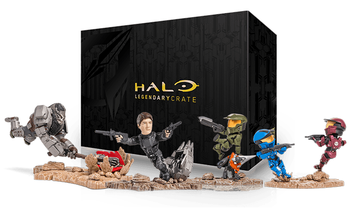 Loot crate items png. Lootcrate releases another halo