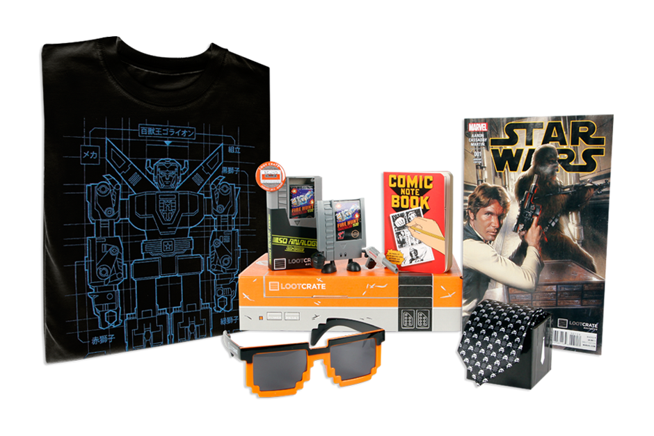 Loot crate items png. Why i gave up