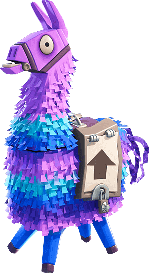 Loot llama png. I just found the