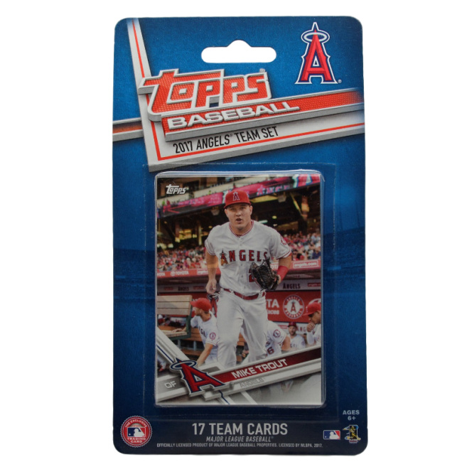 Los angeles angels png. Topps baseball cards card
