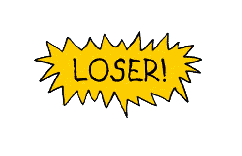 Loser transparent aesthetic wallpaper. Image about tumblr in