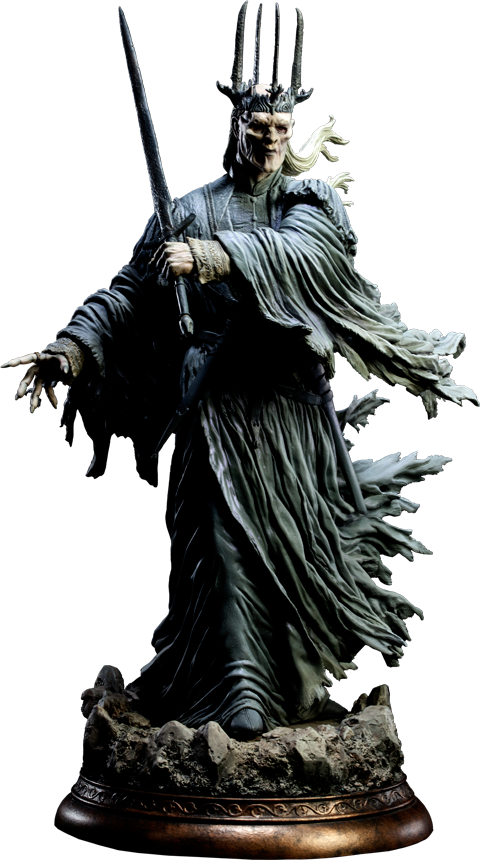 Lotr statue png