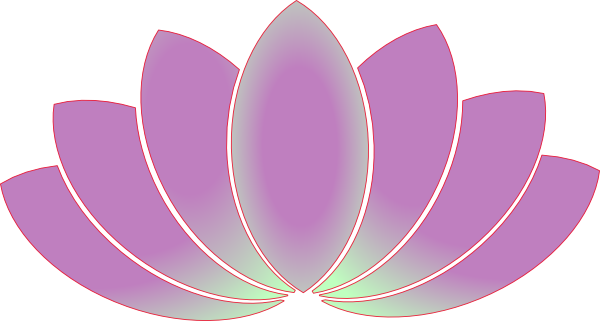 Lotus flower graphic png. Light clip art at
