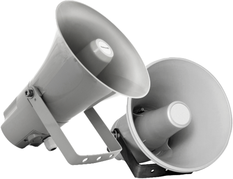 Loud speaker png. Loudspeaker with en certificate