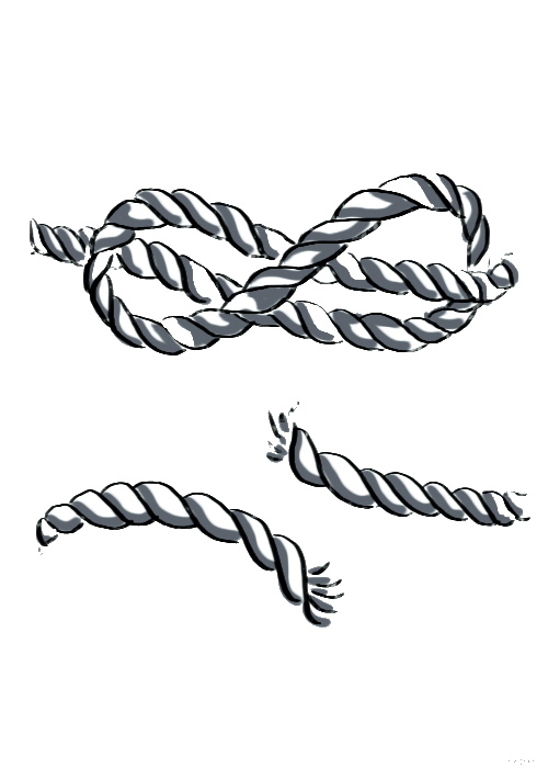 Louis rope shared by. Larry drawing tattoo black and white stock