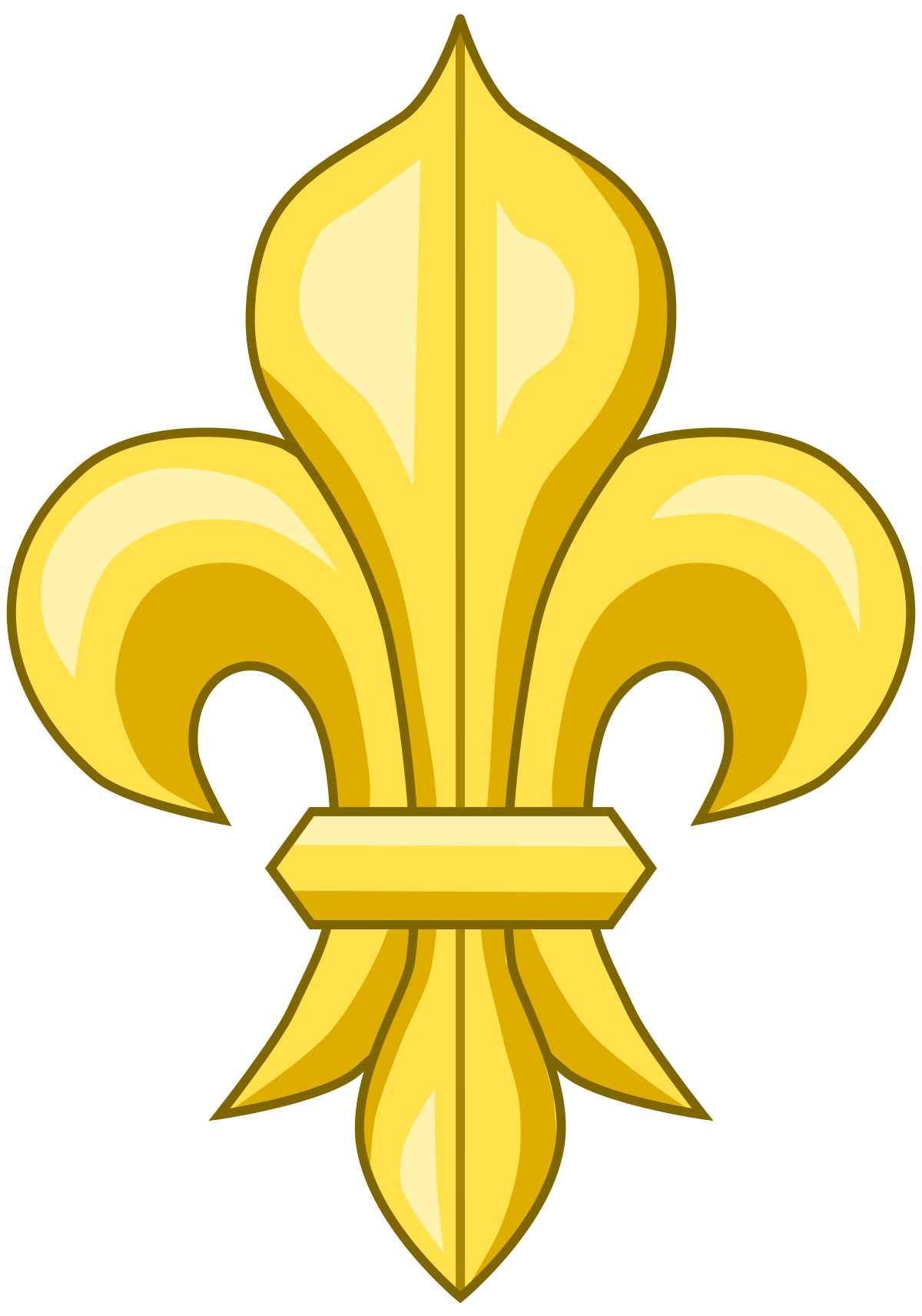 French drawing symbolistic. Fleur de lis wikipedia