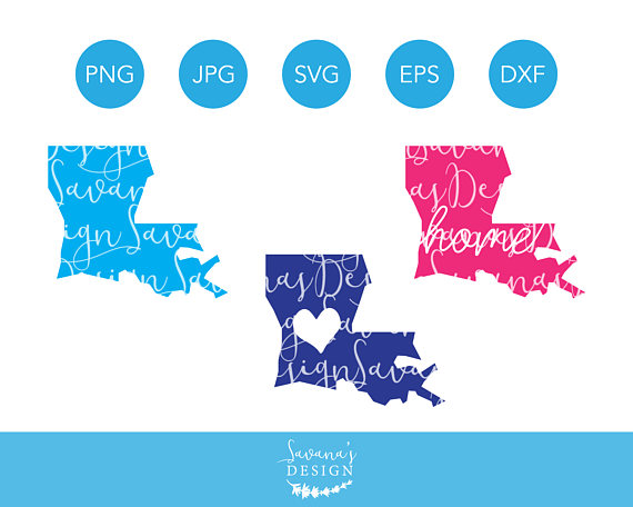 Files home svgs dxf. Louisiana clipart svg vector royalty free download