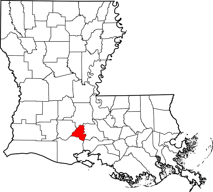 Louisiana drawing simple. File map of highlighting