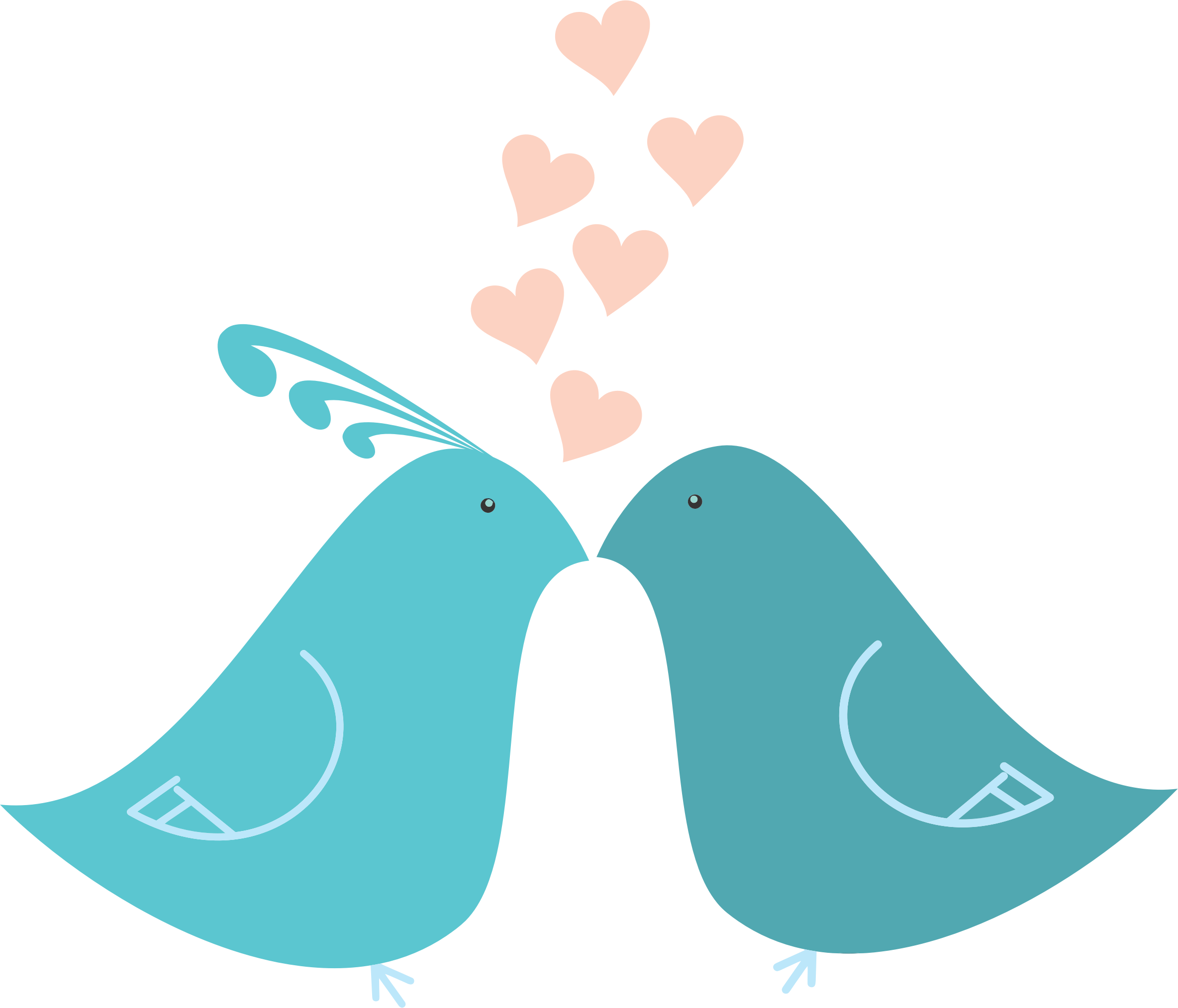 Love birds png. Transparent images all clipart