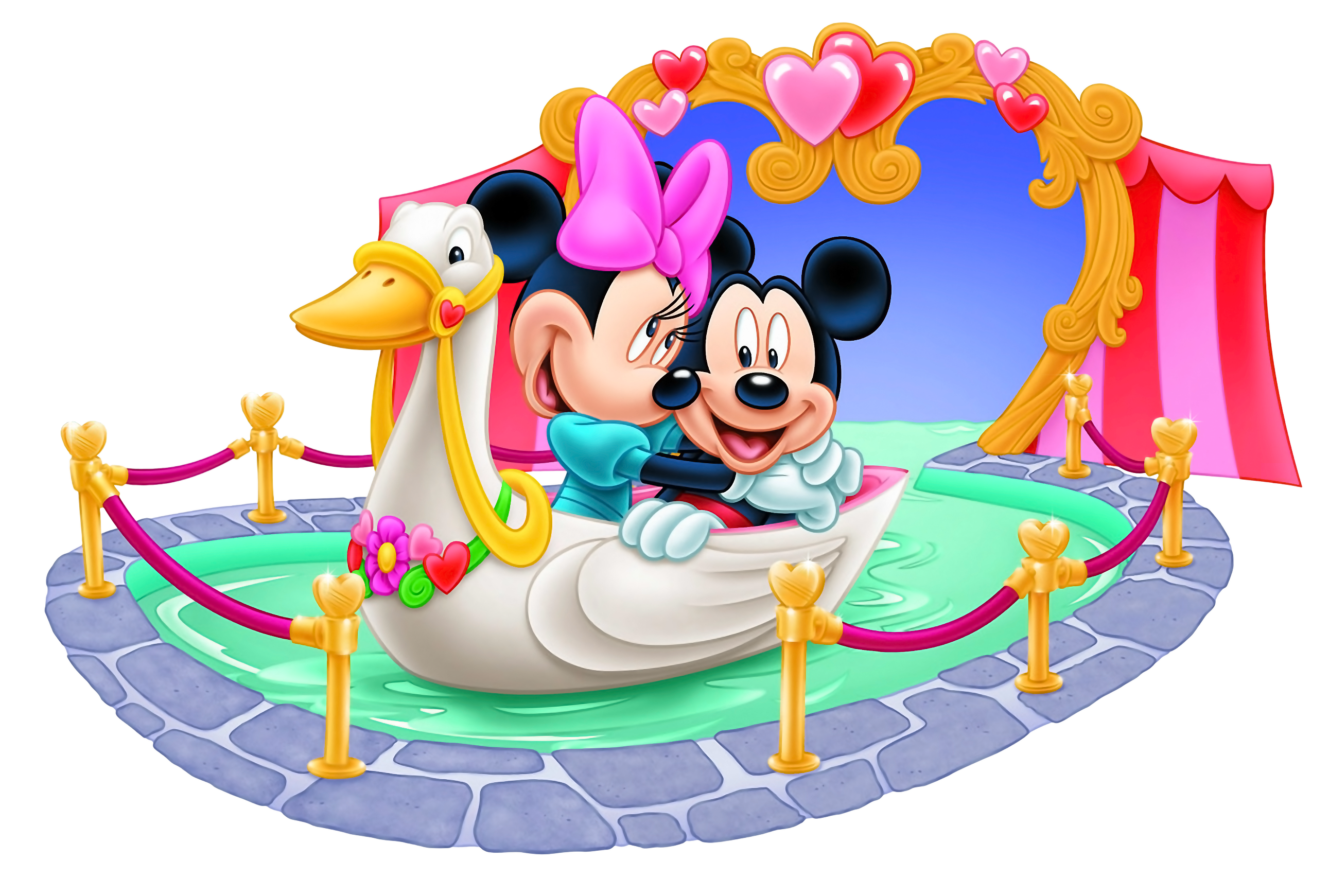 mickey banner png