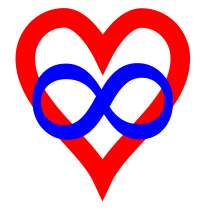 Love clipart personal relationship. Polyamory wikipedia the infinity