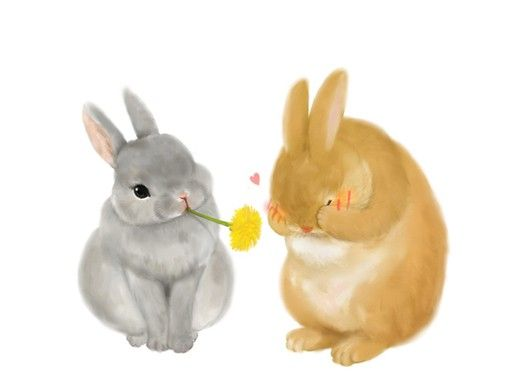 Love clipart rabbit. Easter bunnies rabbits pictures