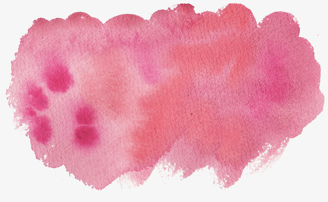 Love clipart watercolor. Pink shape creative pattern