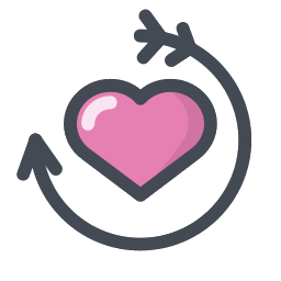 Love icon png. Restart free download and