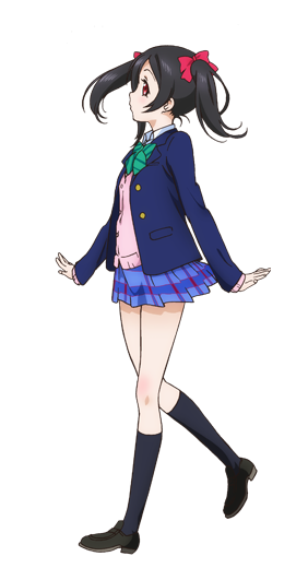 transparent god nico yazawa