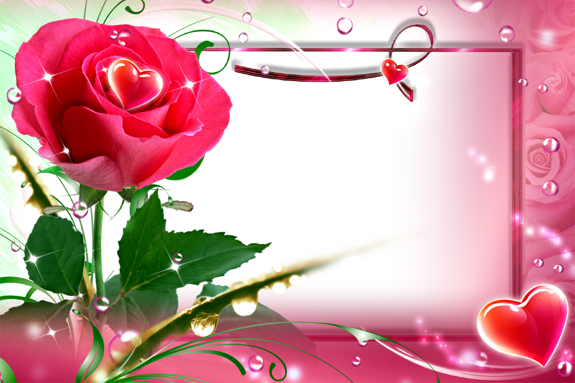 Love photo frame png. Transparent background images free