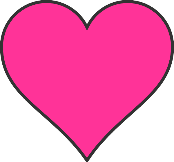 Love pink png. Heart hd transparent images