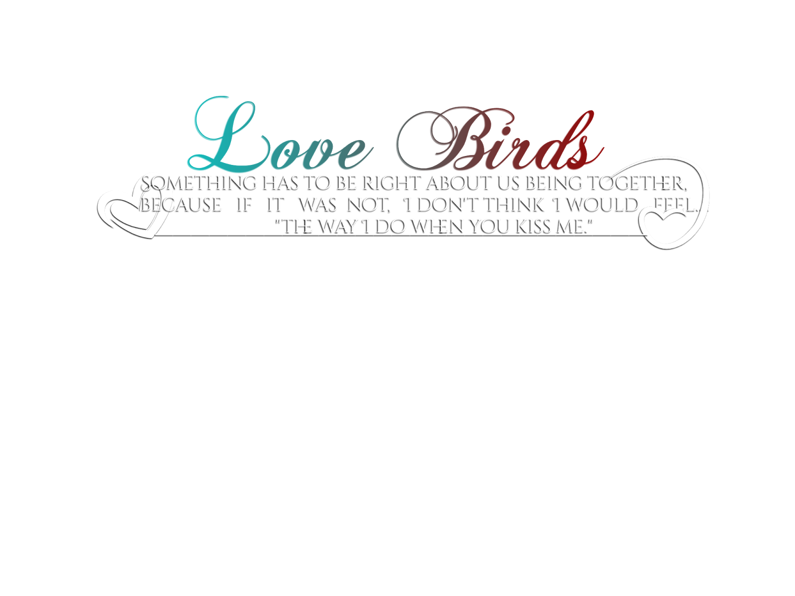 Love you transparent images. Text png hd clip library