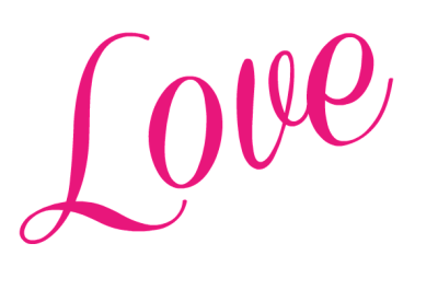 Transparent word love. Words png image