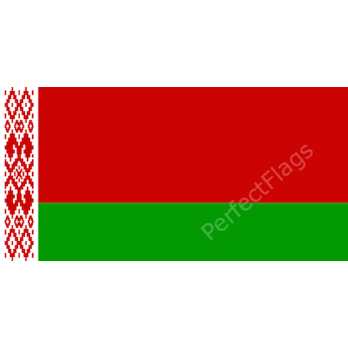 Lower third news png. Flag of belarus national