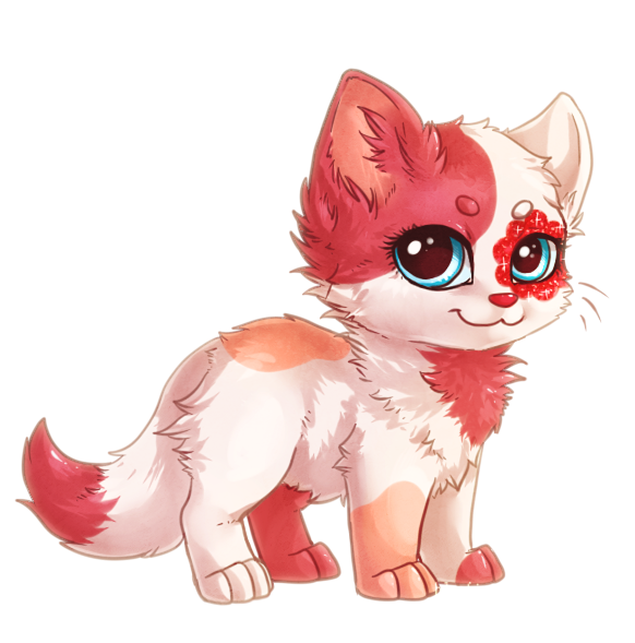 Lps short hair cats png art. Sunset profile by redangelchihuahua