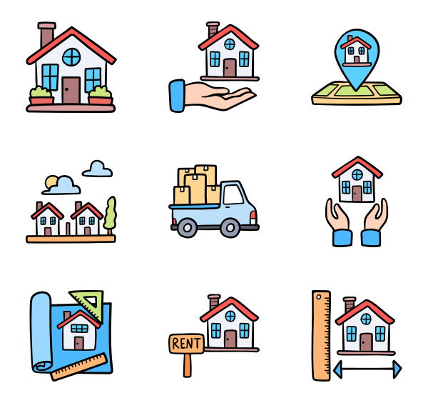 Lsl vector mode. Mortgage icons free real