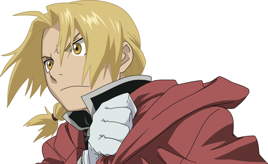 Lt strong arms full metal alchemist png. Edward elric lineart by
