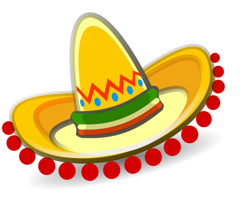 Luau clipart guitar mexican. This clip art is