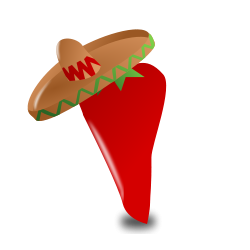 Mexico clipart png. Mexican dinner plate clip
