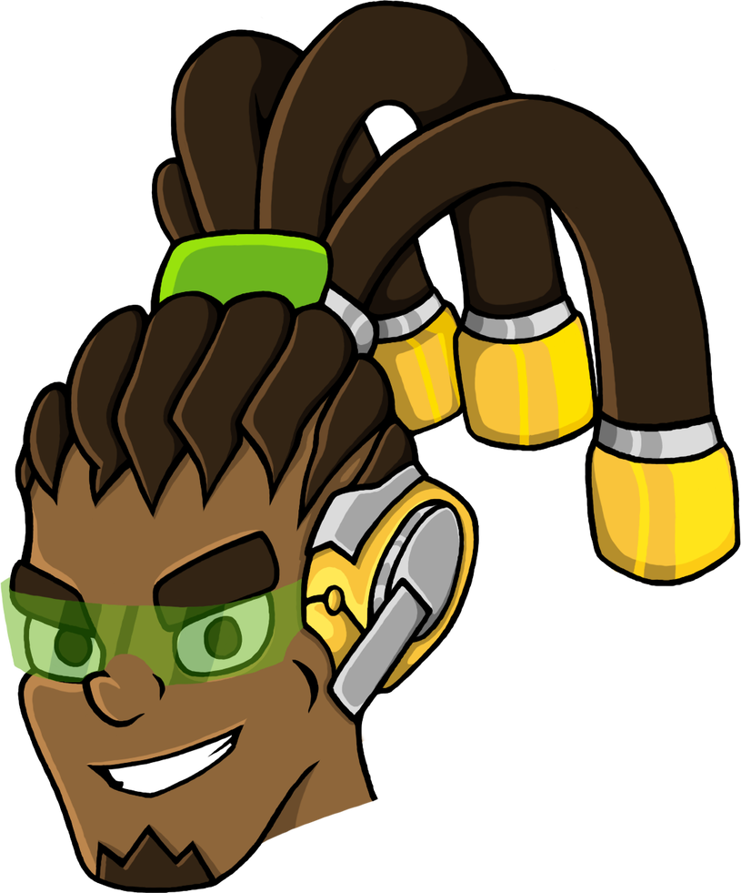 Lucio drawing overwatch character. With visor by theunionsart