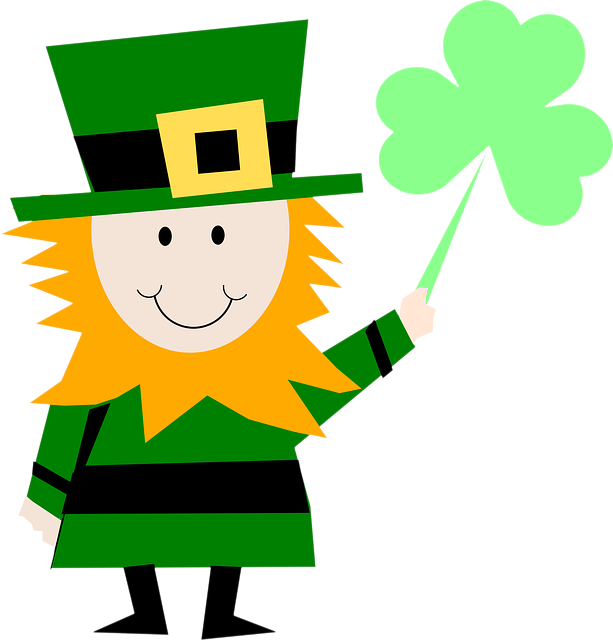 Luck clipart two. Free lucky irish cliparts