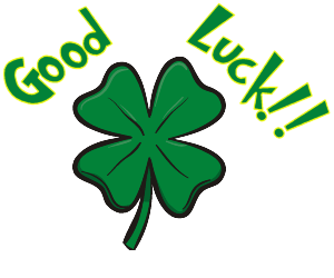 Luck clipart two. Miss abbott s wkhs