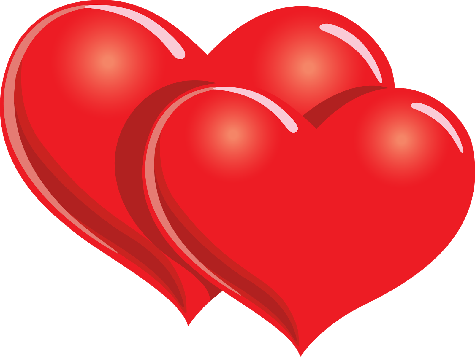 Valentine transparent red love harts. News archives page of