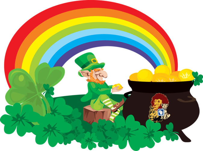 Lucky charms leprechaun png. Lions pride endowment fund