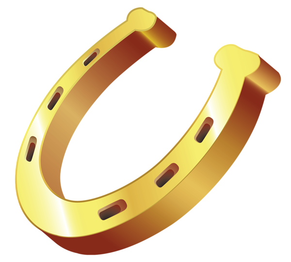 Horseshoe transparent lucky. Png images free download