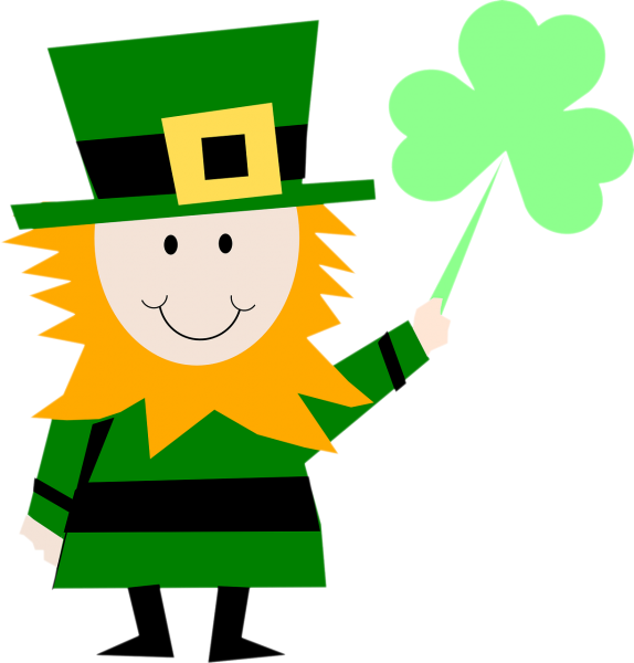 Lucky the leprechaun png. Day strathmore library be