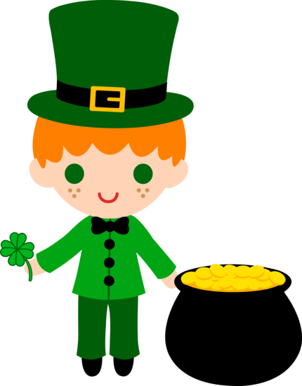 Lucky the leprechaun png. Puddle wonderful learning toddler